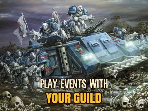 Android The Horus Heresy: Legions – TCG card battle game Screen 14