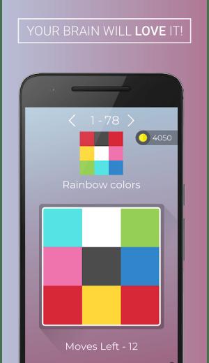 SLOC - 2D Rubik Cube Puzzle 2.6 Screen 9