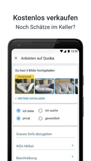 Quoka Kleinanzeigen Flohmarkt 8.1.1 Screen 2