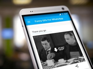 Android Funny GIFs For WhatsApp & Facebook Screen 2