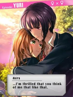 First Love Story【otome・yaoi・yuri】otaku dating sim 1.0.8 Screen 2