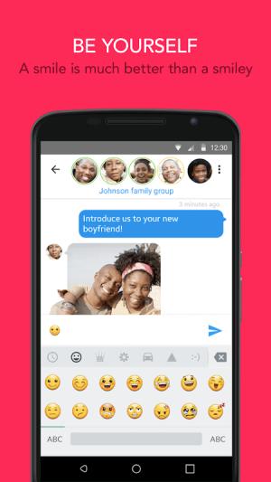 Glide - Video Chat Messenger Glide.v10.359.703 Screen 3