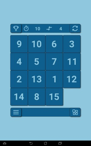 15 puzzle 2.1 Screen 7