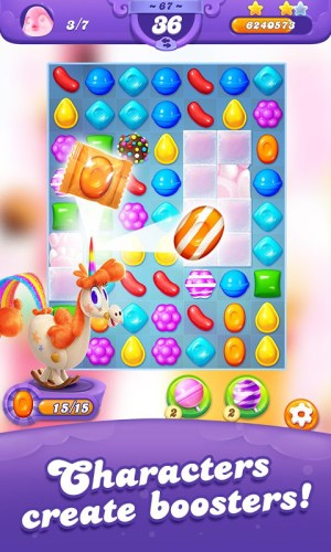 Candy Crush Friends Saga 1.36.5 Screen 10