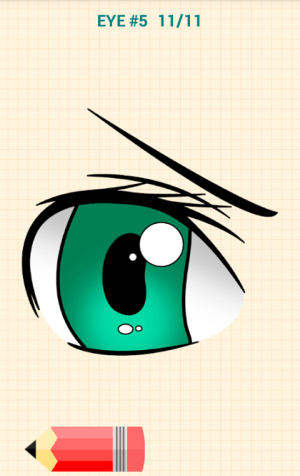 Draw Anime Eyes 4.2 Screen 5
