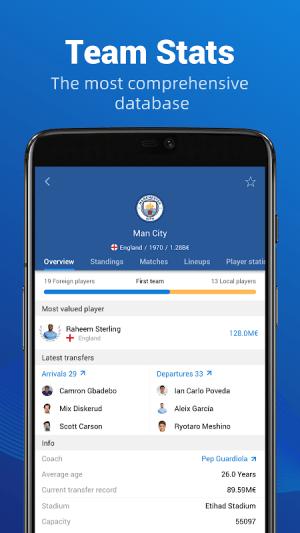 AiScore: Football Livescore & Live Basketball 1.6.4 Screen 5