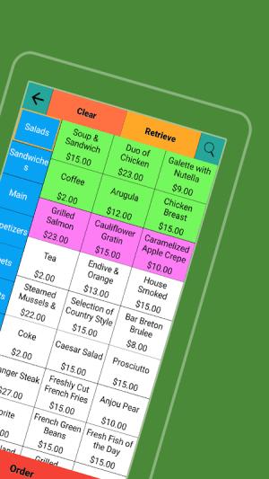 Restaurant Point of Sale | Cash Register - W&O POS 11.9.5 Screen 14