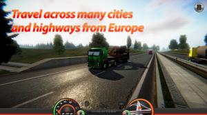 Android Truck Simulator : Europe 2 Screen 6