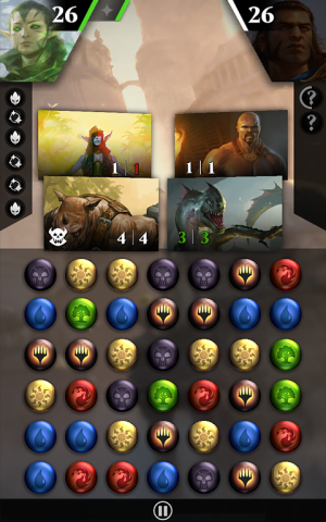 Magic the Gathering Puzzle Quest 1.2.2.6649 Screen 5