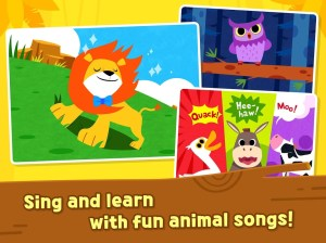 Pinkfong Guess the Animal 8 Screen 6