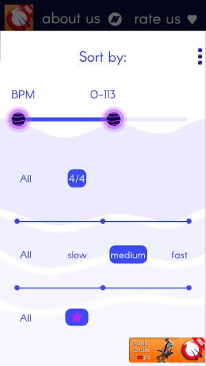Android Drum Loops - Drum and Bass Beats Screen 5