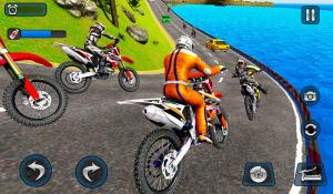 Dirt Bike Racing 2020: Snow Mountain Championship 1.0.9 Screen 1