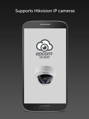 Epcom Cloud - Video Surveillance IP Cameras 8.1.2 a(590) Screen 5