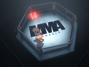 MMA Manager 0.7.0 Screen 9
