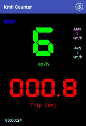 Kmh Counter (Speedometer) 12.16 Screen 4