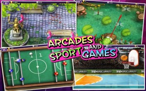 Android 101-in-1 Games HD Screen 5