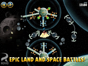 Android Angry Birds Star Wars Screen 3