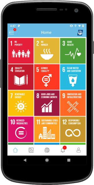 Mapting - Snap & Map SDG acts 2.0 Screen 5