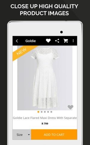 Online Fashion Shopping Zando 1.2.0 Screen 18