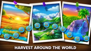 Solitaire Grand Harvest: Free Tripeaks Solitaire 1.73.0 Screen 2