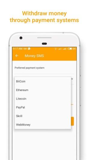 Money SMS   Make Money Online 1.0.3-demo Screen 6