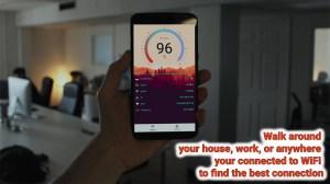 WiFi Signal Strength Meter Pro (no Ads) 1.4 Screen 2