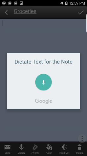 Android Ultimate Notepad - #1 Notes App with Cloud Sync Screen 7