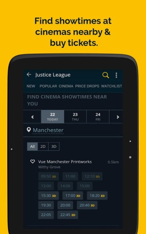 JustWatch - Search Engine for Streaming and Cinema 2.5.13 Screen 10