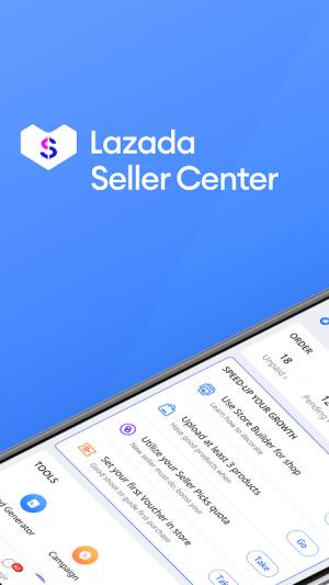 Lazada Seller Center - Online Selling! 2.18.0 Screen 4