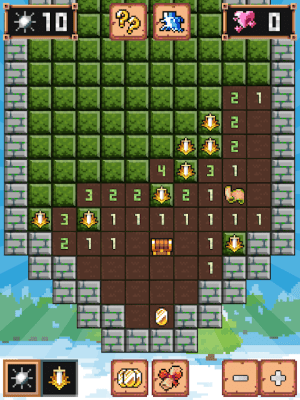 Minesweeper: Collector - Online mode is here! 2.6.0 Screen 6