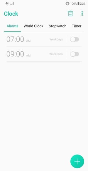 ASUS Digital Clock & Widget 5.0.0.45_190227 Screen 2