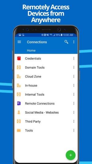 Remote Desktop Manager 2019.2.1.0 Screen 6