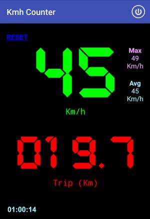 Kmh Counter (Speedometer) 12.16 Screen 6