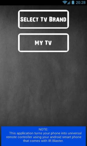 Remote Control For AllTV 1.0 snaptube Screen 2