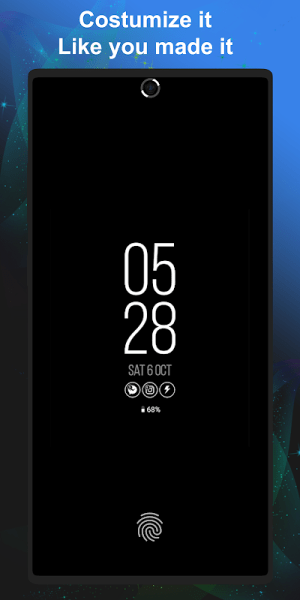 Always On Edge - LED light & AOD & Wallpapers 5.9.3 Screen 8
