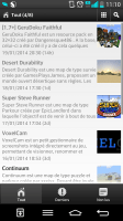 News Minecraft.fr Screen