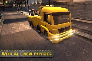 Android City Crane Parking Sim 2014 Screen 2