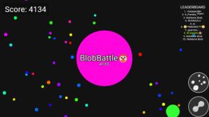 Android Blob Battle .io - Multiplayer Blob Battle Royale Screen 4