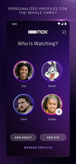 HBO Max: Stream and Watch TV, Movies, and More 50.30.0.252 Screen 12