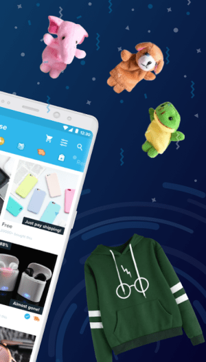 Android Wish - Where everything is affordable Screen 4