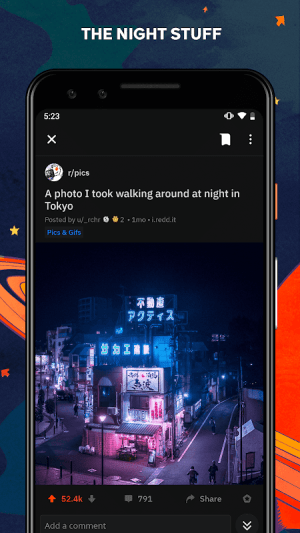 Android Reddit Screen 5