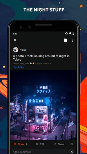 Reddit 3.21.0 Screen 5