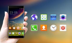 Theme for Galaxy S Duos HD launcher 2.0.51 Screen 3