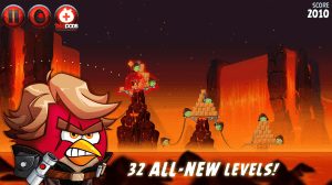 Android Angry Birds Star Wars II Screen 6