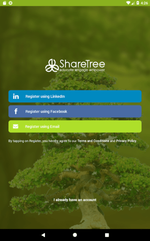 ShareTree - Gratitude & Team Culture Engagement 2.4.1 Screen 4