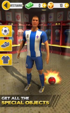 Strike Soccer 2018 Free Kick 3.8c Screen 3