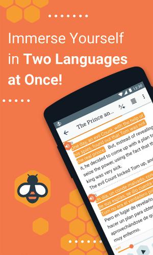 Beelinguapp: Learn Languages Music & Audiobooks 2.380 Screen 9