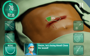 Operate Now: Hospital 1.15.5 Screen 9