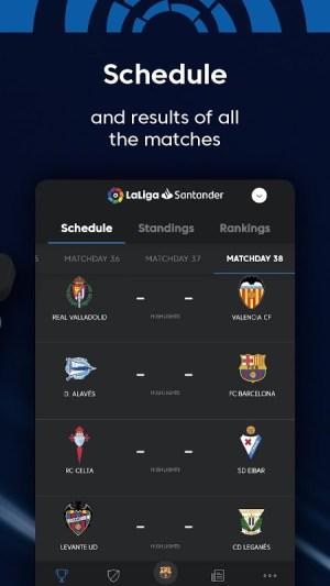 La Liga - Spanish Football League Official 7.3.8 Screen 15
