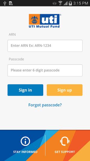 Android UTI Buddy Screen 8